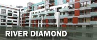 river diamond, riverdiamond prodej, pronбjem bytщ